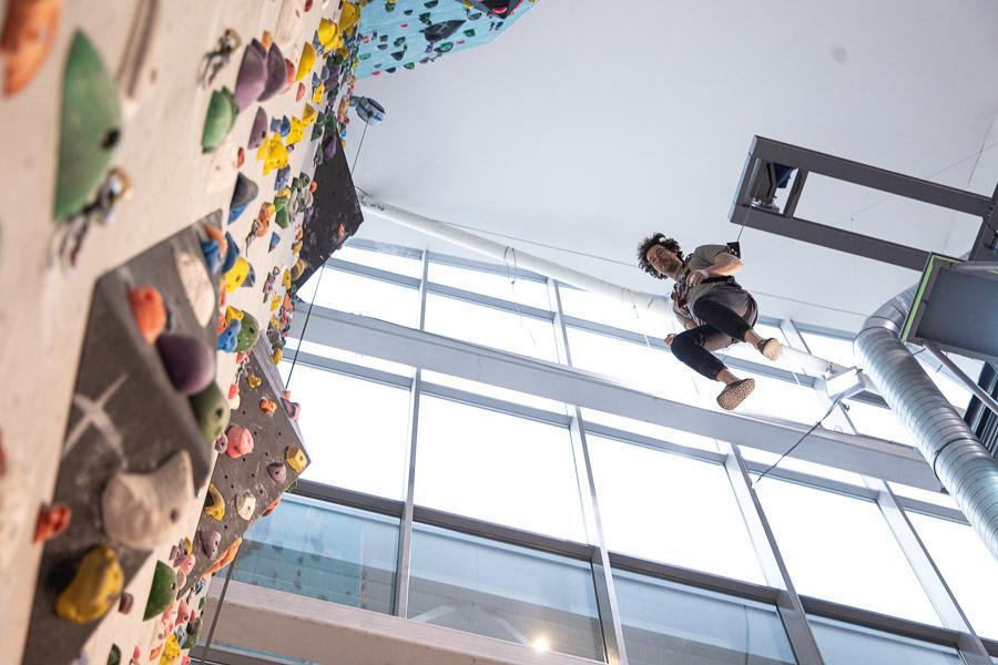 Power Jump : saut à 15 mètres de haut